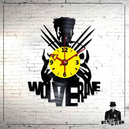 WOLVERINE CLOCK