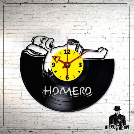 HOMERO DURMIENTE